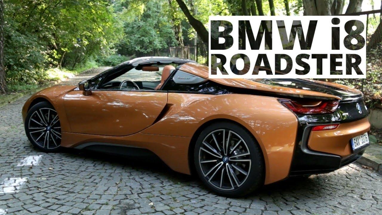 Bmw I8 Roadster 1 5 R3 Hybrid 374 Km 2018 Test Autocentrum Pl
