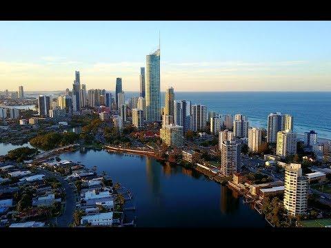 Australia: Gold Coast: DJI Mavic Pro 2017 4K