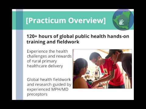 AMOS Global Health Practicum and Internship Opportunities-2015