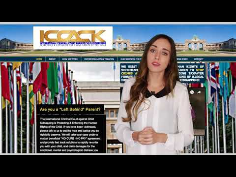 ICCACK - International Criminal Court against Child Kidnapping