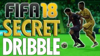UNSTOPPABLE DRIBBLE IN FIFA 18!! - Secret Overpowered Move - Fifa 18 Dribbling Tutorial