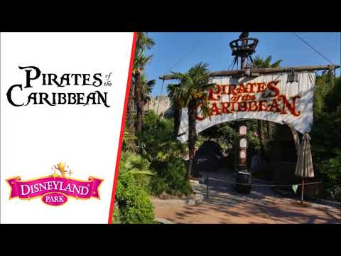 Pirates of the Caribbean : File d'Attente Area Loop