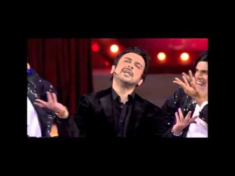 Adnan Sami Tribute to Amitabh BachchanFull Performance movYouTube