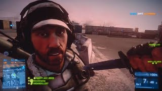 battlefield 3 live commentary team deathmatch kharg island bf3 online multiplayer gameplay