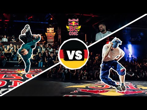 B-Boy Anton vs. B-Boy Double D | Red Bull BC One Cypher Germany Final