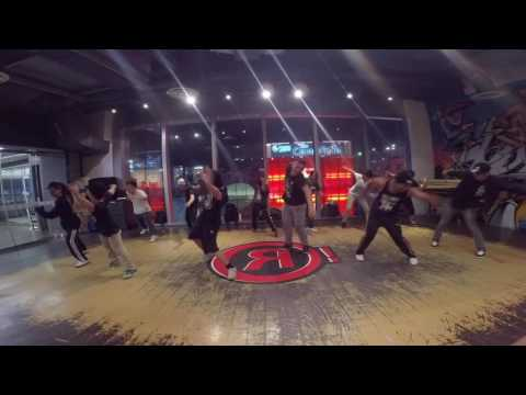 XiaoMei Hip Hop Class | Full Force - Ain't My Type Of Hype