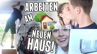 VERÄNDERUNGEN AM HAUS: Das hat sich bisher getan! - Vlog 139