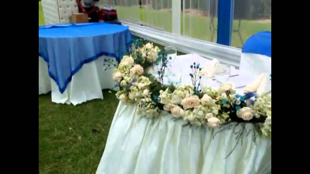 Decoraciones de toldos para bodas youtube - Decoraciones de bodas ...