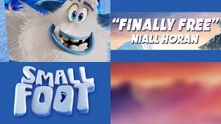Niall Horan - Finally Free (From Smallfoot)
