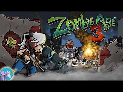 Zombie Age 3HD Offline Zombie Shooting Game gameplay