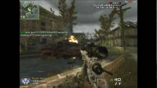 modern warfare 2 || S3Patriot || sniper montage
