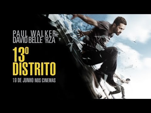 Trailer do filme 13° Distrito - Ultimato