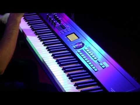 RD-700NX Digital Piano Overview