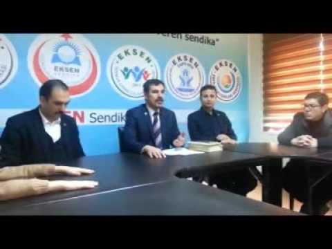 Anadolu Eksen Konfederasyonu Seyyid Ahmet ARVASİ