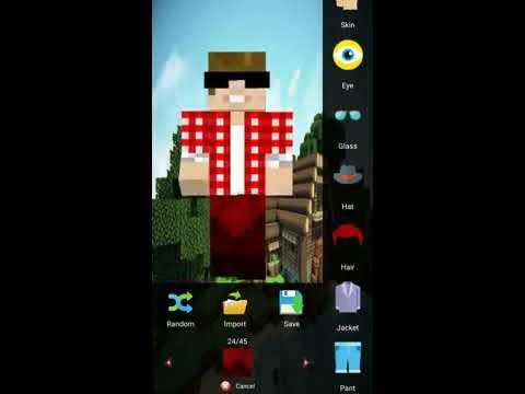 Skin Editor for Minecraft 3D - Google Play'də Tətbiqlər