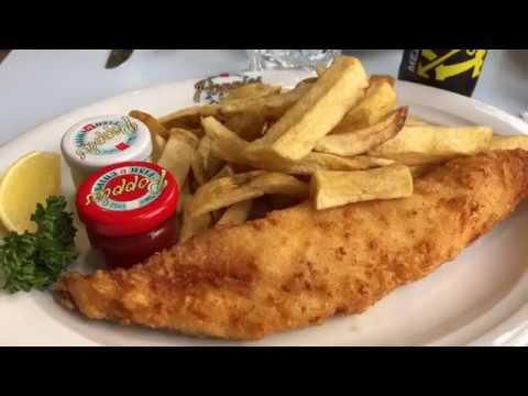 Poppies Fish & Chips, Spitalfields