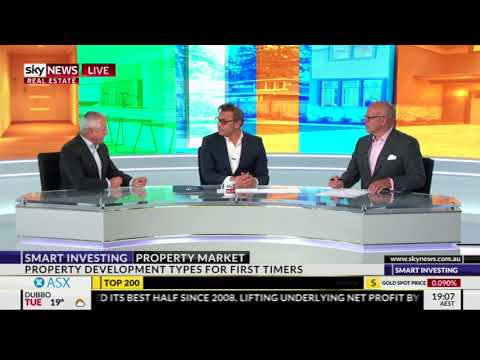 Can Anyone Become A Property Developer? Chris Gray And Jim Castagnet On Sky News Business