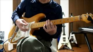 Dorothy Little Happy - set yourself free 【GUITAR COVER】