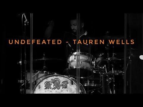 Tauren Wells - Undefeated Ft. KB - Drum Cover