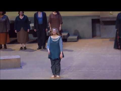 Curtain Call in Elektra with Christine Goerke, Elza van den Heever, Michaela Schuster 03.09.18