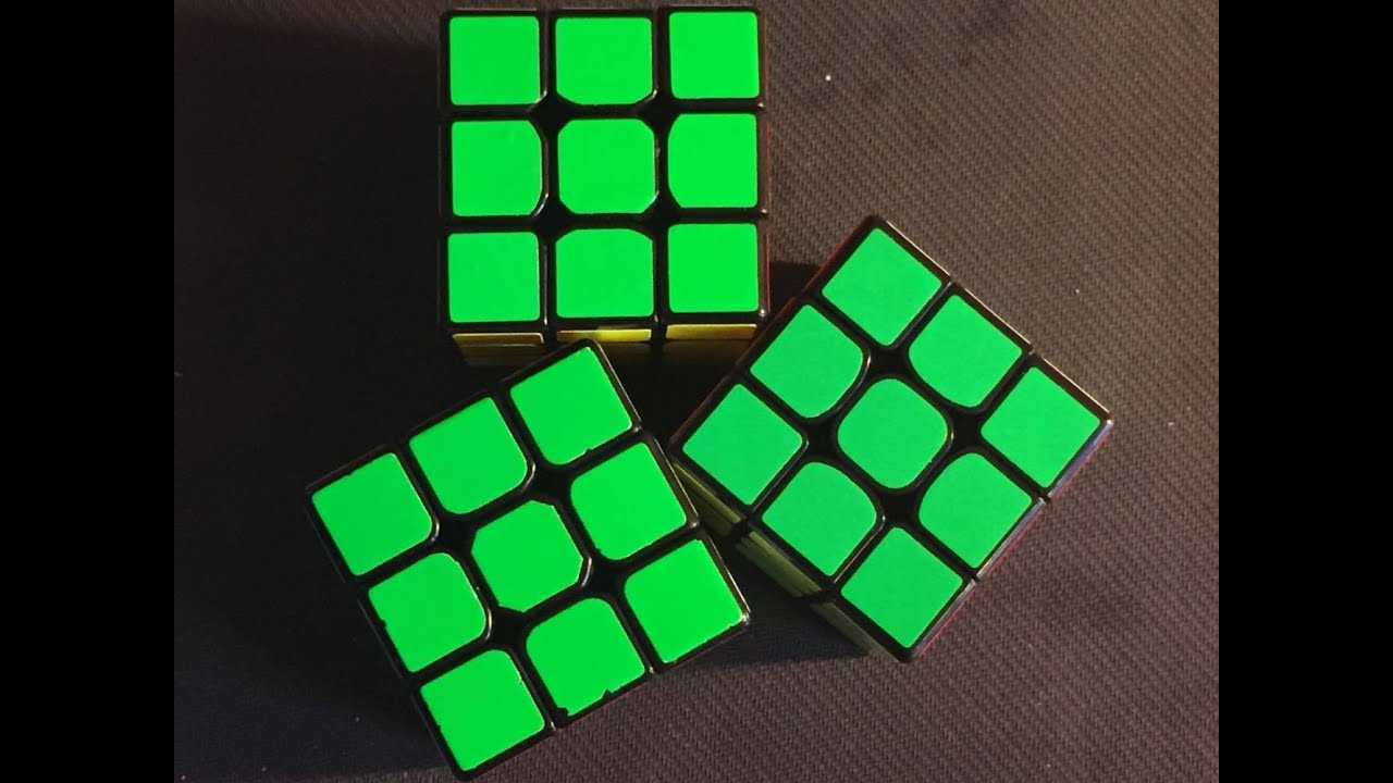 how to make a cube step by step