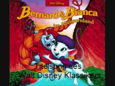 Bernhard Und Bianca Im Känguruhland