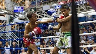 Jingreed Dam Sumalee VS Singdam Kaewphitak: Bangla Boxing Stadium, 16th October 2015