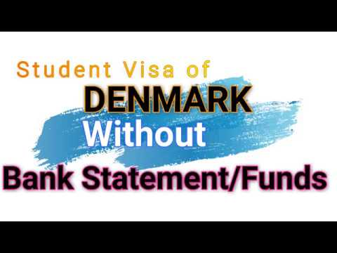Study in Denmark for Pakistani Students | Without Bank Statement