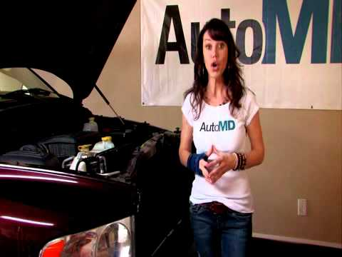 Auto Repair How To Inspect A Rear Main Seal Youtube