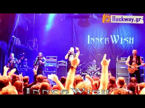 """INNERWISH """"Needles In My Mind"""" (5/11/2016) live@ P.Academy 117/Athens HQ"""