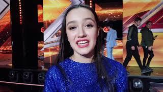 Победительница седьмого сезона X Factor Дильнура Биржанова о шоу на Первом канале Евразия