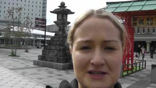 KYOTO, NARA, OSAKA | Japan | Vlog | 29th Nov - 2nd Dec 2015