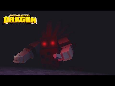 THE SECRET VOLCANO DRAGON! HOW TO TRAIN YOUR DRAGON 64 w Little Lizard