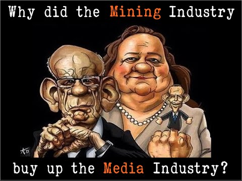 Lord Monckton - Mining Industry Owned Media