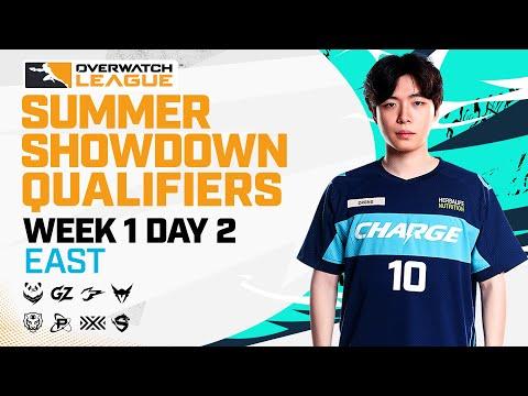 OW League - Hangzhou Spark vs Seoul Dynasty | Summer Showdow