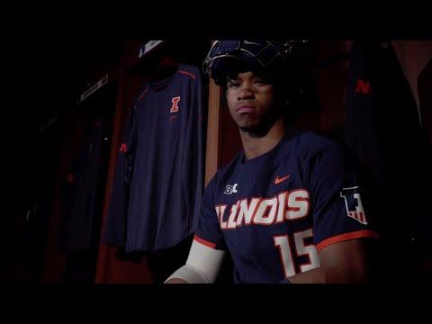 2018 Illini Baseball New Blue Unis