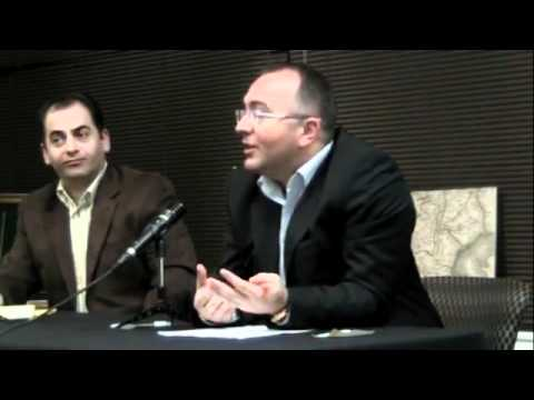 Circassian Cultural Institute - Q&A session with Dr. Mitat Celikpala