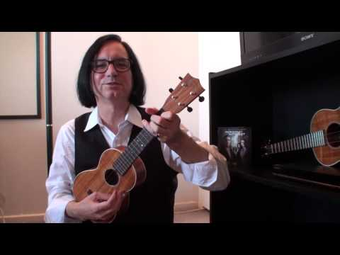 Three Tricks for Ukulele Showboating (impress family and friends!) ;-)