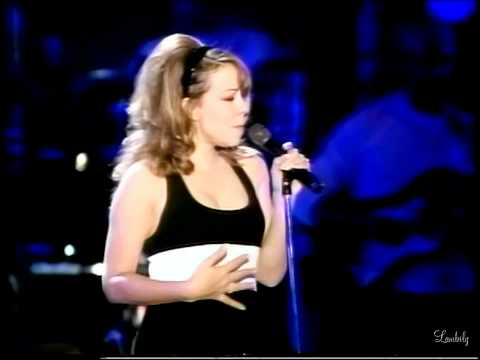 (HD) Mariah Carey - Underneath The Stars (live at the Tokyo Dome - 1996)