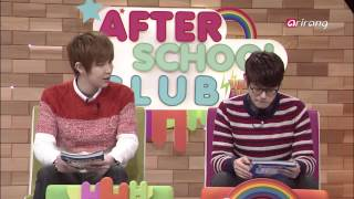 Video After School Club Ep33 Guest : FT Island download MP3, 3GP, MP4, WEBM, AVI, FLV Oktober 2017