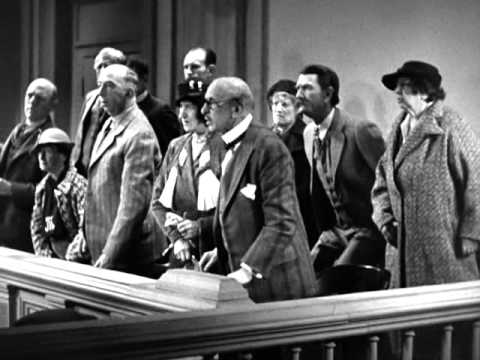 The Three Stooges (Episode 15) - Disorder In The Court (1936) (Curly, Larry, Moe)
