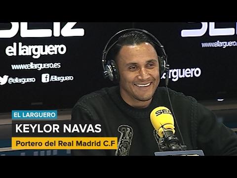"Keylor Navas: ""No me siento indiscutible"""