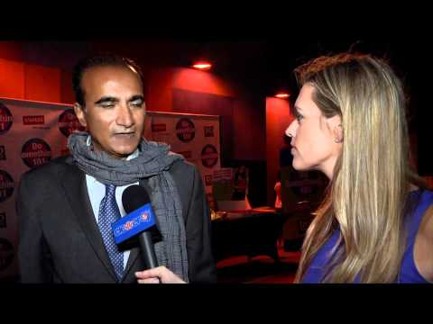 Iqbal Theba Glee's Principal Figgins : DoSomething.org & Staples Teen Choice After Party