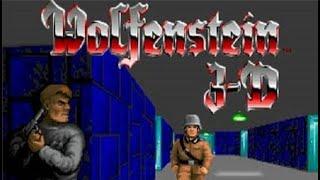 Como Era Antigamente - Wolfenstein 3D (1992)