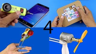 4 Amazing Things You Can Do at Home Compilation thumbnail