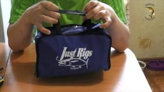 сумка для хранения силиконовых приманок
