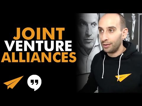 How to Form Joint Venture ALLIANCES
