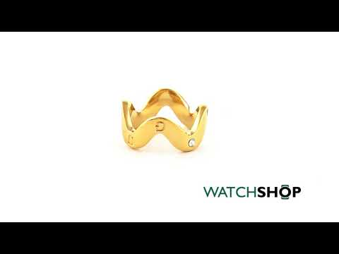 Guess Waves Of Passion Upper Finger Ring (UBR85032-54)