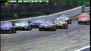 2004 Advanced Auto Parts 500 (Start--Crash)(Here's the start and 1st caution (Andy Hillengurg hitting the wall) of the 2004 Advanced Auto Parts 500 from Martinsville. Credit to FOX., 2010-08-15T17:15:21.000Z)