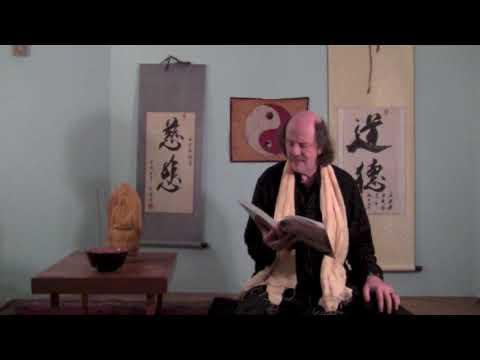 Butterfly Story From Zhuangzi (Chuang Tzu)